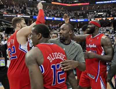 Clippers win first ever Game 7