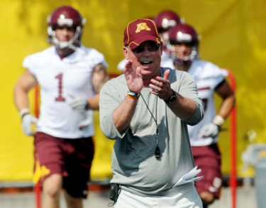 Jerry Kill suffers seizure