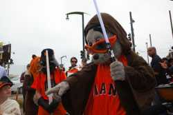 Stars Wars Day San Francisco Giants