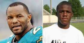 Fred Taylor's Record-Breaking Son Kelvin Taylor