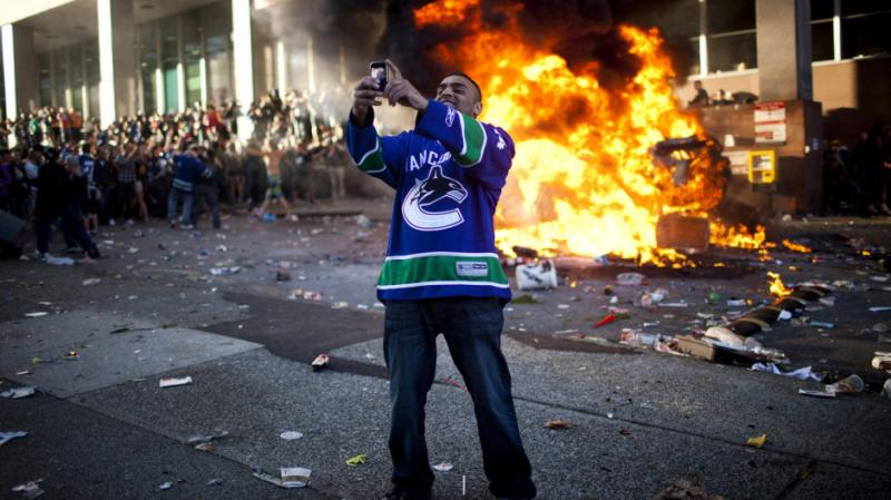 Vancouver City Council blames NHL for Vancouver riots