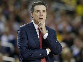 Rick Pitino 2 titles with 2 different schools