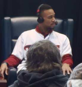Byron Buxton at TwinsFest