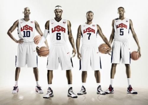 2012 United States Men's basketball team