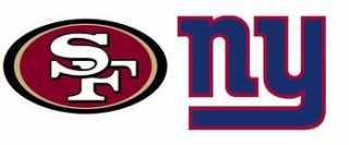 49ers and Giants eight postseason games