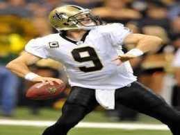 Drew Brees 3-0 vs Tom Brady