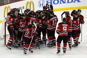 Devils third team in NHL history to extend Stanley Cup Finals to sixth game after down 0-3