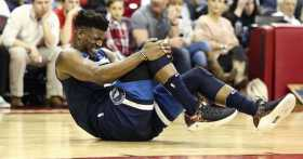 Jimmy Butler Injury Rehab