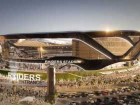 Raiders Proposed Las Vegas Stadium