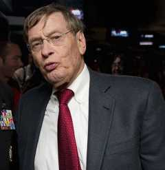 Up Close Video Of Bud Selig