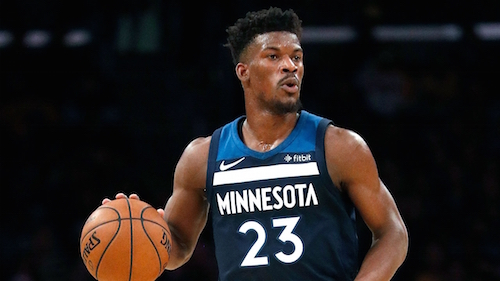 Jimmy Butler and Make-A-Wish Foundation