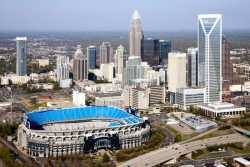 Bank of America Stadium Breakdown