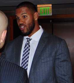 Anthony Barr At Raise the Bar Fundraiser