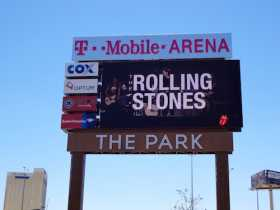 T-Mobile Arena Marquee