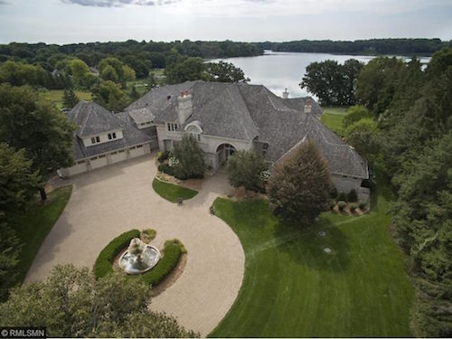 Karl-Anthony Towns House