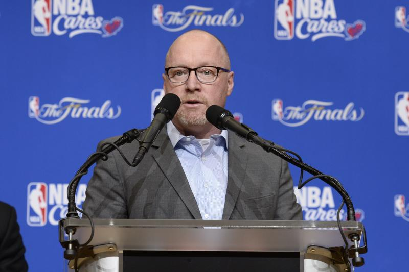 David Griffin firing by Cavs