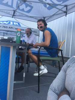 Matthew Stafford At 2018 Lions Training Camp