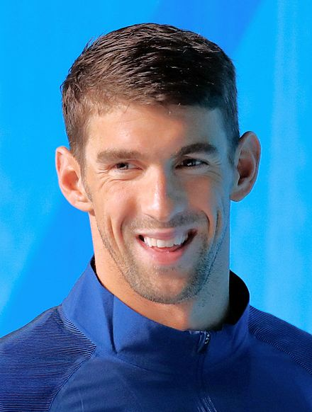 Michael Phelps Information