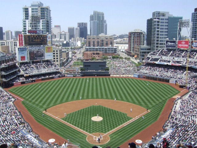 A Look At The 2016 MLB All-Star Stadium: Petco Park In San Diego