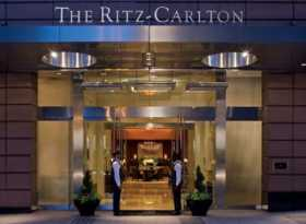 Warriors and Ritz-Carlton Cleveland
