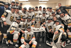 Golden Knights Celebration