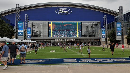 The Star District Frisco Texas
