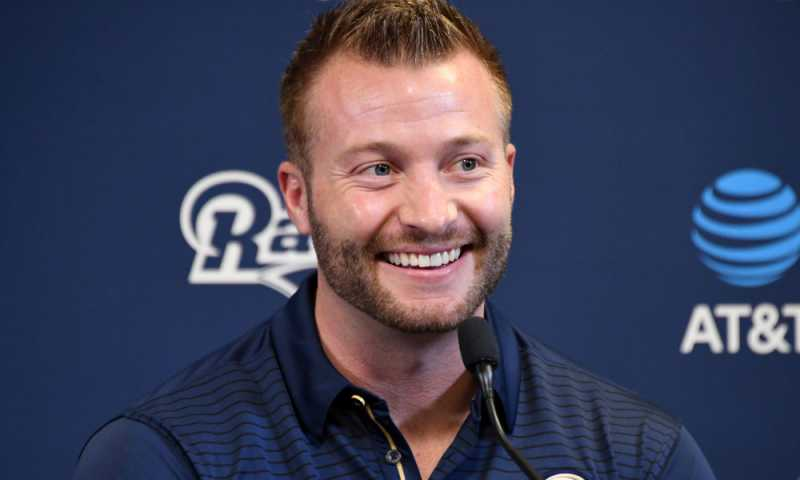 Sean McVay Locker-room Speech