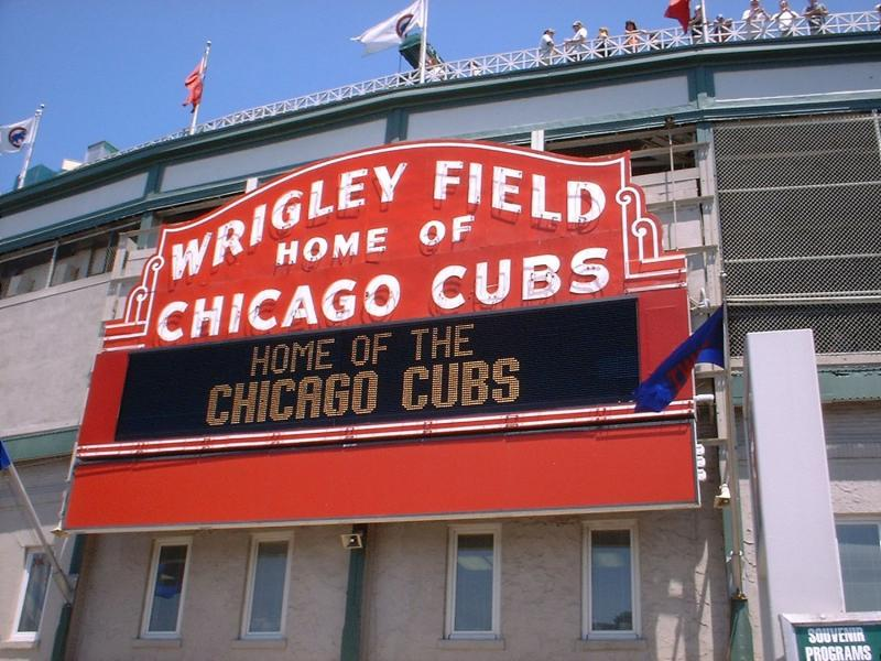 Cubs new Wrigley Field Clubhouse