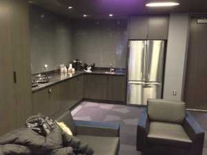 Barclays Center Suite