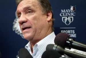 Flip Saunders Is Slightly Excited To Have Won The Draft Lottery (Video)