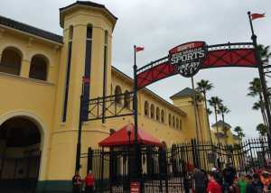 Champions Stadium ESPN Wide World of Sports