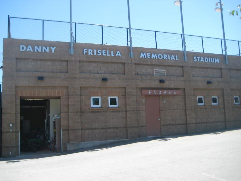 Danny Frisella Memorial Field, Junipero Serra High School