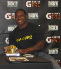 Maurice Jones-Drew and Gatorade