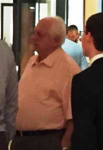 Dodgers legend/Hall of Famer Tommy Lasorda.