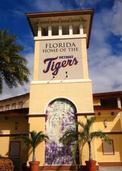 Joker Marchant Stadium at Tiger Town