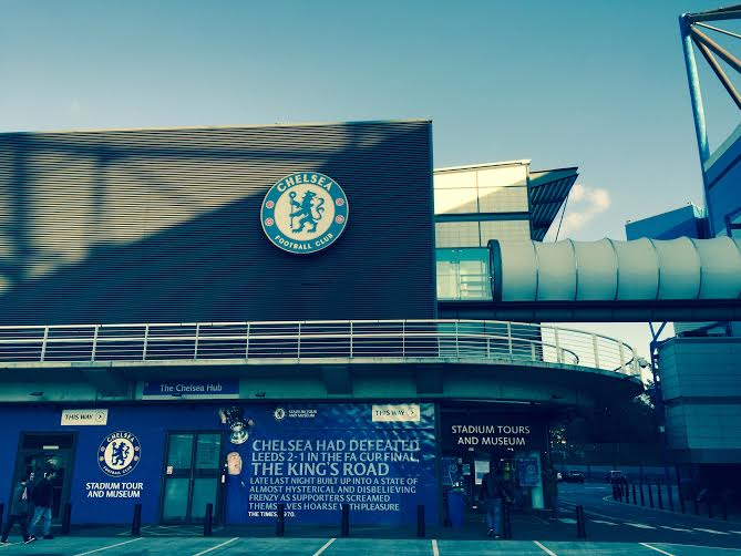 Stamford Bridge Stadium Tour & Museum building