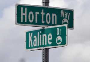 Al Kaline Drive and Willie Horton Way Tiger Town