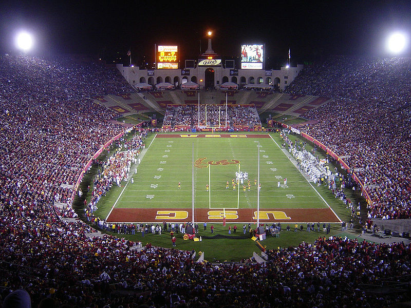 A Visiting Fans Guide To Attending A USC Game In LA
