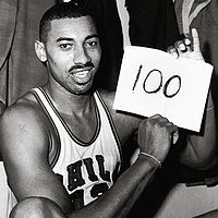 50th Anniversary of Wilt's 100-Point Game