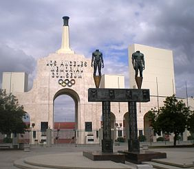 Los Angeles Memorial Coliseum pornographic film scandal