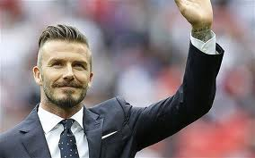 David Beckham cut from English Olympic team
