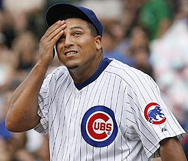 Carlos Zambrano suspension