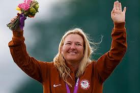 Kim Rhode three gold medals