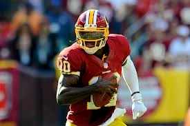 RG3 ran for 138 yards and two TD's vs Vikings