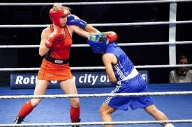 Female Boxers To Wear Skirts In London