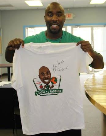 Mateen Cleaves interview, Morris Peterson interview, 1 Goal 1 Passion basketball camp
