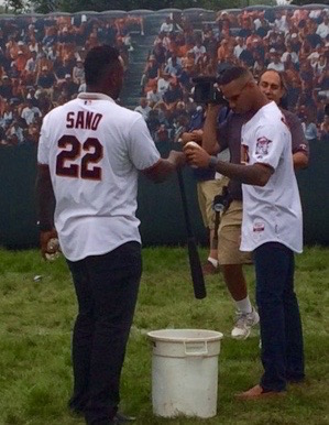 Buxton & Sano at Minnesota State Fair