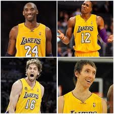 Lakers Big Four