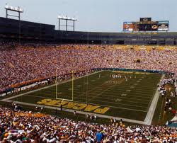 Green Bay Packers vs New York Giants at Lambeau Field