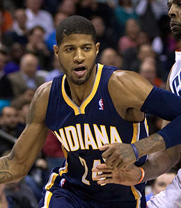 Paul George Injury Rehab